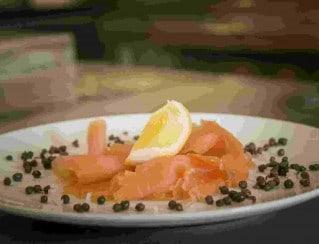 Kinlochhouse.com Food 2019