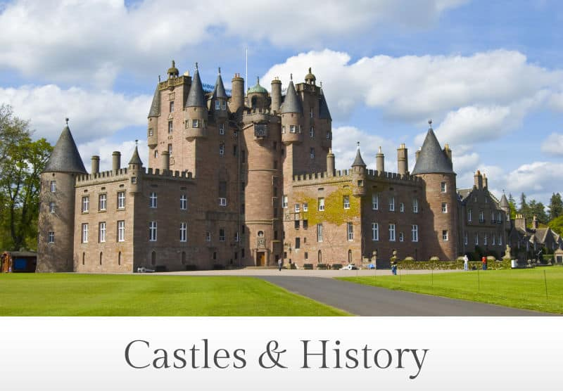 Castles & History