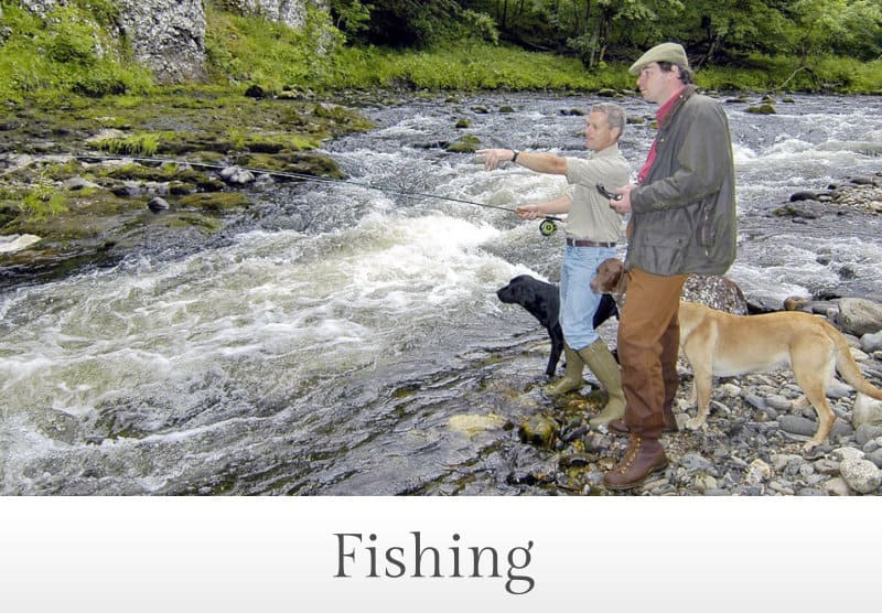 Fishing Breaks in Perthshire