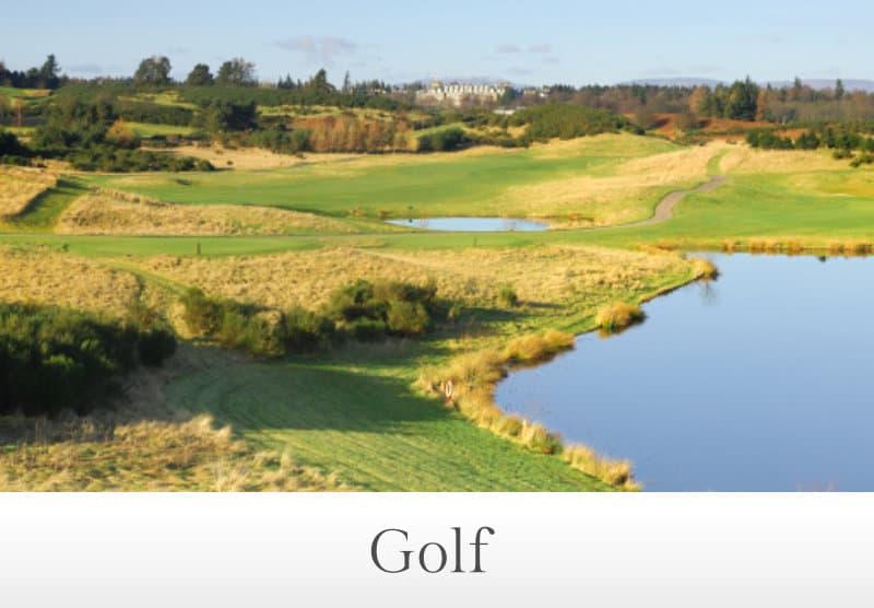 Golf Breaks in Perthshire