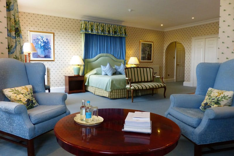 Junior Suites at Kinloch House Hotel