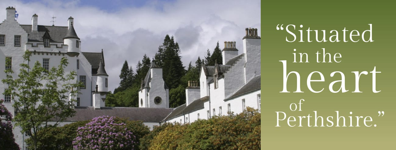 Blairgowrie and Perthshire