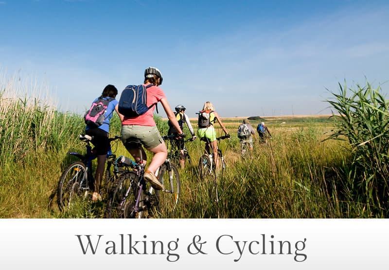 Walking & Cycling Breaks in Perthshire